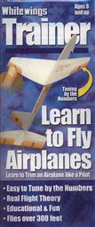 Whitewings Trainer (Aircraft Model, Explore the Science of Flight),AG WhiteWings