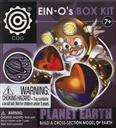 Ein-O Space Science Planet Earth (Ein-O's Box Kit),Cog