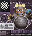 Ein-O Space Science Earth's Moon (Ein-O's Box Kit),Cog