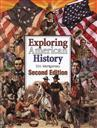 Set: Exploring American History (Second Edition) with Teacher's Manual and Test Packet,D. H. Montgomery