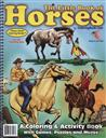 Educational Coloring and Activity Book: The Little Book of Horses,Really Big Coloring Books