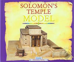 Solomon's Temple Model (Candle Discovery Series),Tim Dowley, Peter Pohl