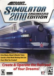 Trainz Simulator 2010 Engineers Edition: Drive Steam, Diesel & Electric Trains (PC Game Windows Vista / 7 / XP),Topics Entertainment