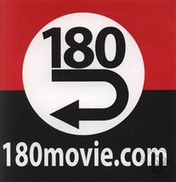 T-Shirt: Black 180movie.com (Adult Large / L),Living Waters