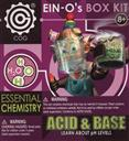 Ein-O Essential Chemistry Acid & Base (Ein-O's Box Kit) (Ages 8 and Up),Cog