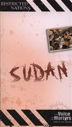 Restricted Nations: Sudan,The Voice of the Martyrs, Renee Dylan