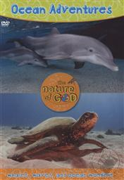 The Nature of God: Whales, Waves, and Ocean Wonders (Ocean Adventures Volume 1 with Family Viewing Guide),Peter Schriemer