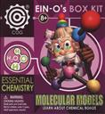 Ein-O Essential Chemistry Molecular Models (Ein-O's Box Kit) (Ages 8 and Up),Cog