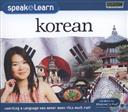 Speak and Learn Korean (CD-ROM for Windows & Mac) (Speak & Learn Languages),Selectsoft