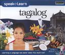 Speak and Learn Tagalog (CD-ROM for Windows & Mac) (Speak & Learn Languages),Selectsoft