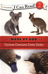 I Can Read Made by God: Curious Creatures Down Under,Mary Hassinger