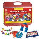 Trixy & Troy Mega Learner Shapes & Colors (Ages 3 and Up),Cog