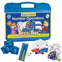 Trixy & Troy Mega Learner Number Operations (Ages 5 and Up),Cog