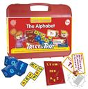 Trixy & Troy Mega Learner The Alphabet (Ages 3 and Up),Cog