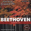 Heard Before Classical Hits: Beethoven Volume 2 (Symphonies Nos. 1 & 5),Select Media