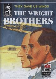 The Wright Brothers: They Gave Us Wings (The Sowers) (Unabridged Audiobook - 4 CDs),Charles Kudwig