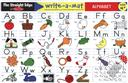 Write-A-Mat Alphabet (ABC Learning Mat) The Straight Edge Learning Mats by Melissa & Doug,Melissa & Doug