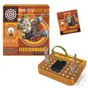 Ein-O Electric Science Electromagnet Build Your Own Electromagnet and Motor (Ein-O's Box Kit) (Ages 8 and Up),Cog