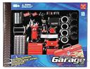 Repair Garage Hobby Grade Diorama Accessory Set (Scale 1:24) (Die Cast Accessories),Phoenix Toys