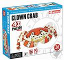Clown Crab 4D Puzzle with Realistic Detail,4D Master