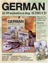 German in 10 minutes a day AUDIO CD Set,Kristine K. Kershul