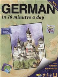 German in 10 Minutes a Day (New Edition with Digital Download),Kristine K. Kershul