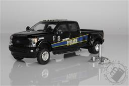1:64 Dually Drivers Series 5 - 2019 Ford F-350 Dually - Baltimore, Maryland Police Department Mounted (AVAILIBLE NOV 2020) F350,Greenlight Collectibles