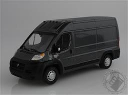 2017 Ram ProMaster 2500 High Roof Work Van 1:64 Scale Diecast Model Dodge (Granite Crystal Metallic Clearcoat),Greenlight Collectibles