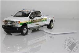 1:64 Dually Drivers Series 6 - 2018 Ford F-350 Dually - Broward County, Florida Sheriff's Office - Marine Unit (AVAILIBLE NOV-DEC 2020) F350,Greenlight Collectibles