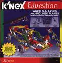 K'Nex Education: Intro to Simple Machines: Wheels, Axles and Inclined Planes,K'Nex Brands