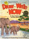 Draw Write Now, Book 8: Animals of the World, Dry Land Animals,Marie Hablitzel, Kim Stitzer